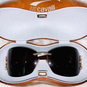 Authentic Roberto Cavalli Snake Sunglasses